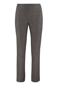 Flannel and cashmere trousers, Trousers suits Fendi woman