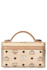 Visetos handbag, Top handle MCM woman