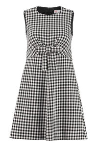 Bow detail mini dress, Mini dresses Red Valentino woman
