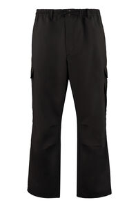 Wool blend cargo trousers, Casual trousers adidas Y-3 man
