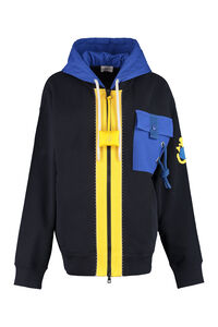 Full zip hoodie, Hoodies 1 Moncler JW Anderson woman
