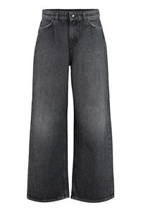 Jeans ampi Linda, Jeans wide Amish woman