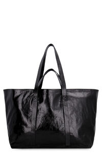 Leather tote, Tote bags Off-White woman