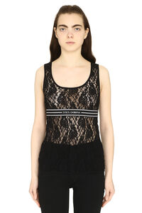 Lace top, Tanks and Camis Dolce & Gabbana woman