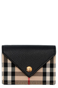 Wallet on chain, Wallets Burberry woman