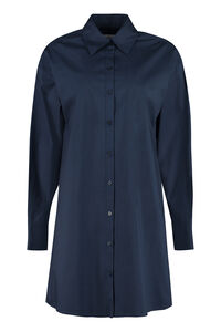 Cotton shirtdress, Mini dresses MICHAEL MICHAEL KORS woman