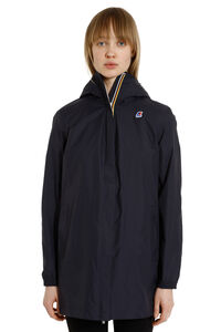 Sophie hooded windbreaker, Raincoats And Windbreaker K-Way woman