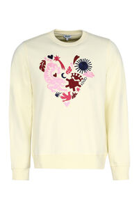 Cotton crew-neck sweatshirt, Sweatshirts Kenzo man