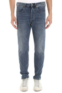 Carrot-fit jeans, Straight jeans Golden Goose man