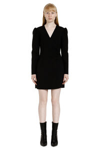 Draped sheath dress, Mini dresses MSGM woman