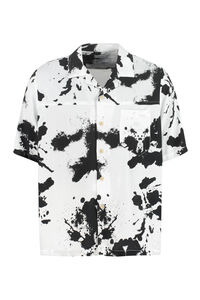 Printed short sleeved shirt, Short sleeve Shirts Rhude man
