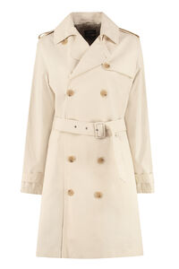 Joséphine double-breasted trench coat, Raincoats And Windbreaker A.P.C. woman