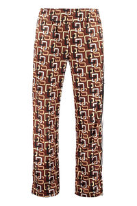 All over print trousers, Casual trousers GCDS man