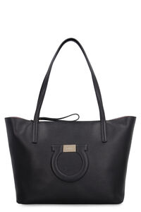 Leather tote bag, Tote bags Salvatore Ferragamo woman