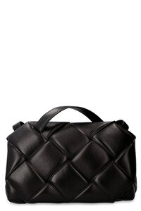 Woven leather bag, Shoulderbag Bottega Veneta woman