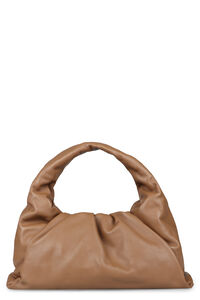 The Shoulder Pouch leather, Tote bags Bottega Veneta woman