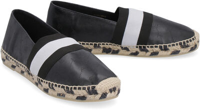 Logoed Alter-nappa espadrilles