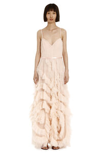 Embroidered tulle gown, Gowns & Evening dresses Marchesa Notte woman
