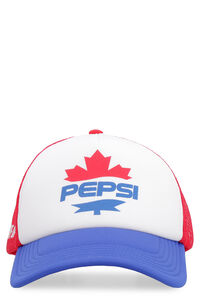 Baseball cap - Dsquared2 X Pepsi, Hats Dsquared2 man