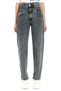 Jeans regular-fit, Jeans straight Alberta Ferretti woman