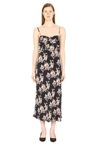 Orah floral print dress, Printed dresses Iro woman
