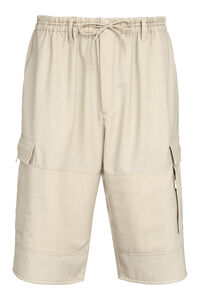 Multi-pocket bermuda, Shorts Adidas Y-3 man