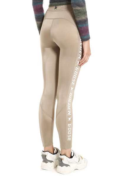 Nori techno fabric leggings