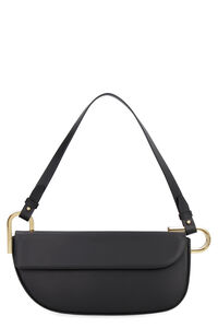 Tilly leather shoulder bag, Shoulderbag Nico Giani woman