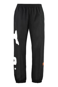Technical fabric pants, Track Pants Heron Preston man