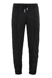 Track-pants with side logo stripes, Track Pants Givenchy man