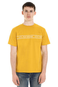Rue Madame cotton T-shirt, Short sleeve t-shirts A.P.C. man