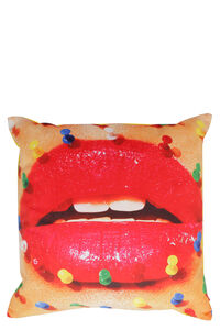 Mouth with pins cushion - Seletti wears Toiletpaper, Home accessories Seletti woman