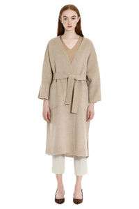 Pegli virgin wool coat, Long Lenght Coats Weekend Max Mara woman