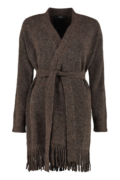 Doroty belted cardigan