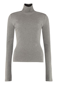 Harri long-sleeve top, Long sleeved Nanushka woman