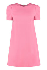 Flared mini dress, Mini dresses Alexander McQueen woman