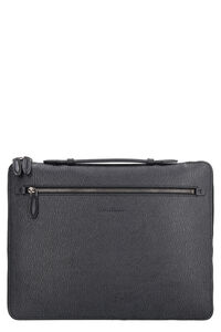 Leather briefcase, Briefcases Salvatore Ferragamo man