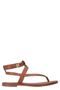Pearson leather thong-sandals, Flat sandals MICHAEL MICHAEL KORS woman