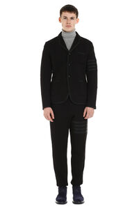 Two-piece cotton suit, Suits Thom Browne man