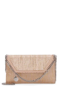Falabella woven chenille mini crossbody bag, Shoulderbag Stella McCartney woman
