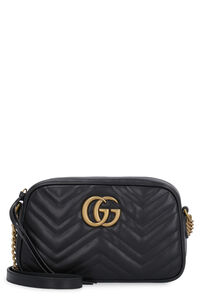 GG Marmont quilted leather crossbody bag, Shoulderbag Gucci woman