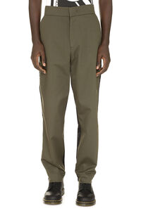 Technical fabric pants, Casual trousers 5 Moncler Craig Green man