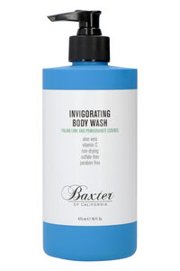 Invigorating Body Wash (Italian Lime&Pomegranate), 473 ml/16 fl.oz., Body care Baxter of California man