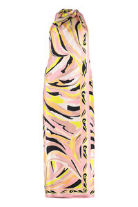 Printed silk beach dress, Beach Dresses and Kaftans Emilio Pucci woman