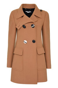 Nyla double-breasted wool coat, Double Breasted Stella McCartney woman