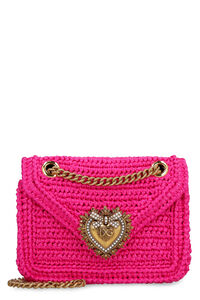 Devotion raffia bag, Shoulderbag Dolce & Gabbana woman
