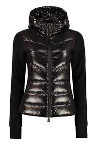 Padded front panel jacket, Casual Jackets Moncler Grenoble woman