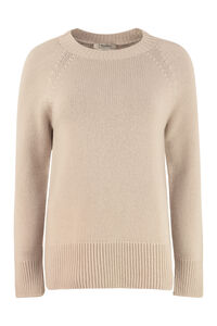 Como crew-neck cashmere sweater, Crew neck sweaters S Max Mara woman