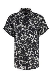 Printed short sleeve shirt, Shirts Saint Laurent woman