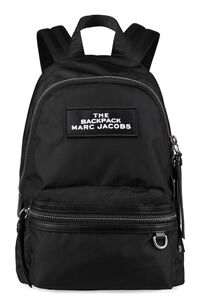 Logo detail nylon backpack, Backpack Marc Jacobs woman